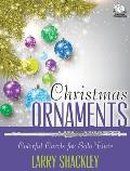 Christmas Ornaments: Colorful Carols for Solo Flute [With CD (Audio)]