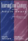 Learning & Change In The Adult Years