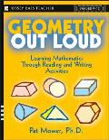 Geometry Out Loud Learning Mathematics Through Reading & Writing Activities