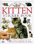 Ultimate Kitten Sticker Book