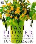 Fast Flower Arranging