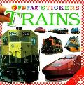 Trains Funfax Stickers