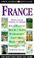 Eyewitness Travel Planner France