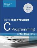 Sams Teach Yourself C In One Hour A Day 7th Edition