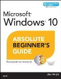 Windows 10 Absolute Beginners Guide