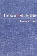 The Value(s) of Literature