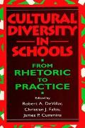 Cultural Diversity/Sch: From Rhetoric to Practice
