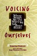 Voicing Ourselves: Whose Words We Use When We Talk about Books