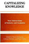 Capitalizing Knowledge: New Intersections of Industry and Academia