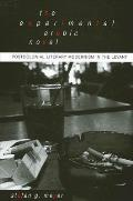 The Experimental Arabic Novel: Postcolonial Literary Modernism in the Levant