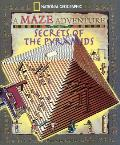 Secrets of the Pyramids National Geographic Maze Adventures