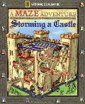 Storming a Castle National Geographic Maze Adventures