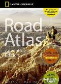 National Geographic Road Atlas Adventure