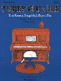 Tunes You Like - Book 1: Easy Piano Solo