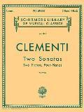 2 Sonatas Piano Duet