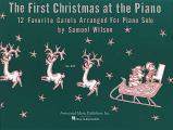 1st Christmas at the Piano: Easy Piano Solo
