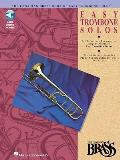 Canadian Brass Book of Easy Trombone Solos: With Online Audio of Performances and Accompaniments