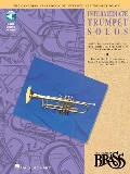 Canadian Brass Book of Intermediate Trumpet Solos: Trumpet and Piano with Online Audio [With CD]