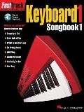Fasttrack Keyboard Songbook 1 - Level 1