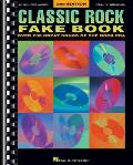 Classic Rock Fake Book: Over 250 Great Songs of the Rock Era