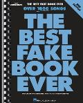 Best Fake Book Ever E Flat Edition