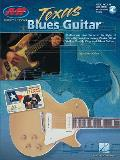 Texas Blues Guitar [With CD]