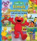 Sesame Street Elmos Favorite Places