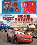 Cars Movie Theater [With Projector and 6 Disc]