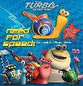 DreamWorks Turbo Racing Team: Need for Speed! [With Toy]