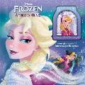 Disney Frozen: A Frozen Heart: Storybook with Snowglobe