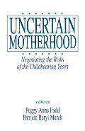 Uncertain Motherhood: Negotiating the Risks of the Childbearing Years