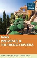 Fodors Provence & the French Riviera