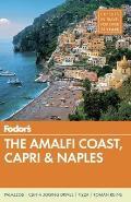 Fodors The Amalfi Coast Capri & Naples