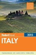 Fodors Italy 2015