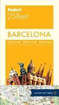 Fodor's Barcelona 25 Best