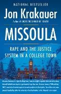 Missoula: Rape and the Justice...