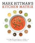 Mark Bittmans Kitchen Matrix...