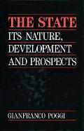 The State: Its Nature, Development, and Prospects