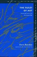 Rules of Art Genesis & Structure of the Literary Field