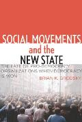 Social Movements and the New State: The Fate of Pro-Democracy Organizations When Democracy Is Won