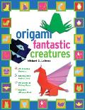 Origami Fantastic Creatures Kit With 48 Page Book & 98 Sheets of Folding Paper