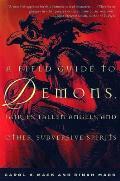 Field Guide to Demons Fairies Fallen Angels & Other Subversive Spirits