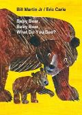 Baby Bear Baby Bear What Do You See Board Book