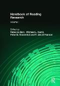Handbook of Reading Research, Volume II