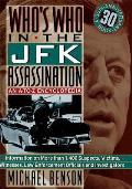 Whos Who in the JFK Assassination An A to Z Encyclopedia