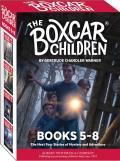 Boxcar Children Mysteries Books 5 8
