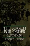 Search for Order, 1877-1920