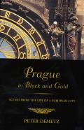 Prague in Black and Gold