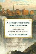 Shopkeepers Millennium Society & Revivals in Rochester New York 1815 1837