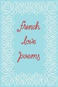 French Love Poems